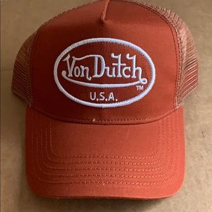 Von Dutch Trucker Hat